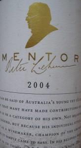 Lehmann Mentor 2004