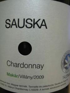 Sauska Makár Ch 2009