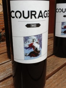 2HA Courage 2011